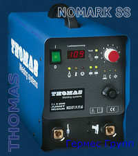 NOMARK 88 - Tomas Welding systems